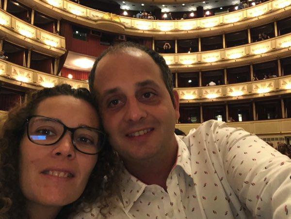 Mari y Álvaro